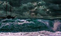 Stormy Sea Battle