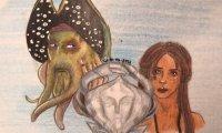 Davy Jones & Calypso