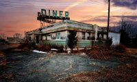 The Last Diner in Town