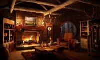 Cabin in the Rain