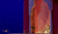 Aladdin The Balcony