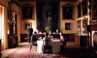 Upstairs Breakfast at Downton Abbey