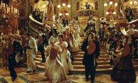 A masquerade ball at a foreign kingdom