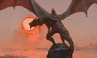A dos de Dragon