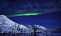 Sleeping Beneath the Northern Lights