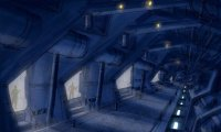 Spaceship Prison Cell