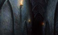A Strange Underground Fortress