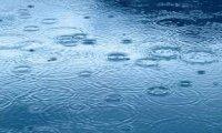 Light rainstorm
