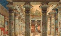 Queen Nefertiti's Court