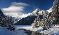 Winter Mountain Wind