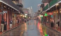 A Rainy New Orleans Afternoon