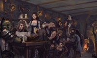 Tavern atmosphere