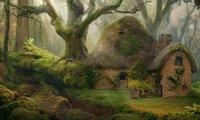 Camp NaNoWriMo - Fantasy Cabin