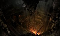 Elevator Out of the Underdark