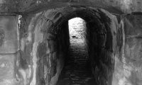 Scary tunnel