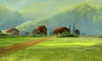 Sound for a small DnD village - Roken