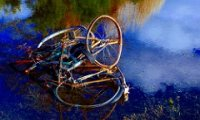 You Cycled Into the Wrong Neighbourhood