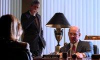 In Skinner's Office