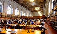 Variation of Hogwarts Library