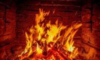 Fireplace Study