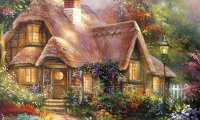 Cottage secluded