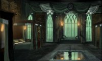 Slytherin Dorm at Night Modified