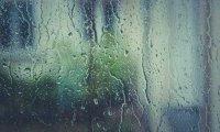 Rainy Day in 23rd Century Apartment