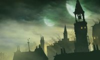 Ambient sounds of Malifaux City at night