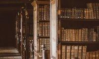 Study at Hogwarts Library