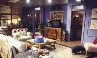 At Monica's Apartment