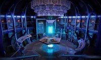 Inside Eleven's Tardis