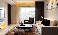 Lombard Street - Living Room