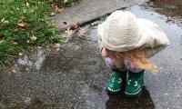 Rainy family day