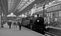 Tea, fireplace, rain, train station