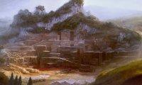 Quarry labor camp for P&P
