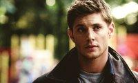 Dean sings in a forest