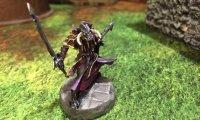 combat with rezmir on skyreach