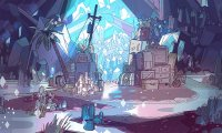 Amethyst's Room in the Crystal Temple