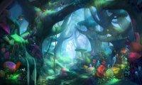 Mushroom Forest of Raghiel