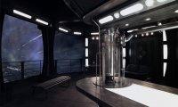 """aboard """"Destiny"""""""