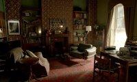The flat of Sherlock Holmes and John Watson
