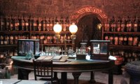 Potions in the Dungeon