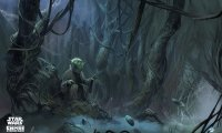 The Dagobah system is full of life.