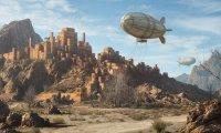 Fantasy Desert City