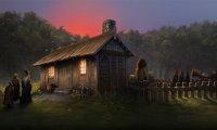 Hagrid's Cottage