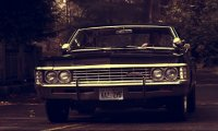 Driving in the Impala