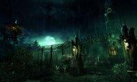 Arkham's Interior Sounds