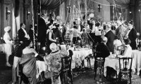sound of a party during the 1920's