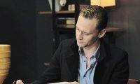 Loki/Tom Hiddleston reads you to sleep beside a fire, on a stormy night.