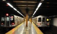 an NYC Subway